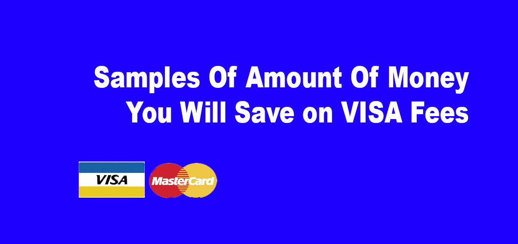 Samples Of Amount Of Money You Will Save on VISA Fees Visa MasterCard Rates canada Based on $10,000 - Based On $20,000, $50,000 As above our rates are1.19% Visa Our Non-Qual Surcharge is 0.04% There are no swipe fee--- or any other monthly hidden fees  Total Monthly Savings $70.00 Total Annual Savings $840.03 Savings Over 4 Years $3,360.12 ------------- Accept debit, Accept debit Calgary, calgary Alberta, Calgary Credit Card Processing, Calgary Debit Machine, card processing rate, Credit Card Processing Alberta, credit card processing calgary, credit card processing declined, debit machine calgary alberta, debit machine canada, merchant account, merchant account Calgary, merchant account Canada, Payment Processing, Payment Processing Calgary, POS terminals, POS terminals Calgary, Visa merchant, Visa merchant credit card processing rate calgary alberta